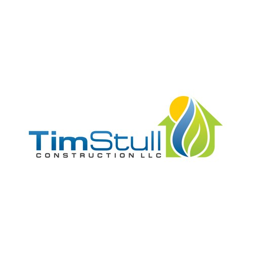 Create a stand out Logo and Website for a Green Construction Company