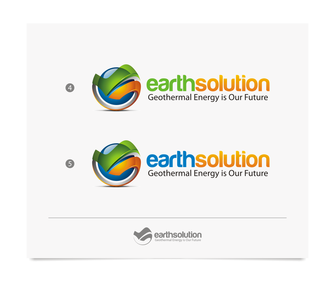 earthsolution needs a new logo