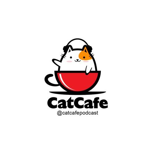 CatLadyPodcast Logo