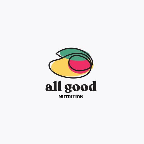 All Good Nutrition Logo
