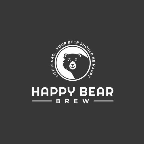 Happy Bear Brew.