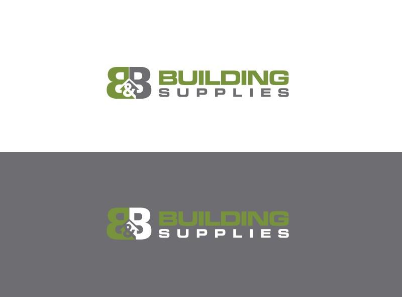 B & B Building Supplies needs a new logo