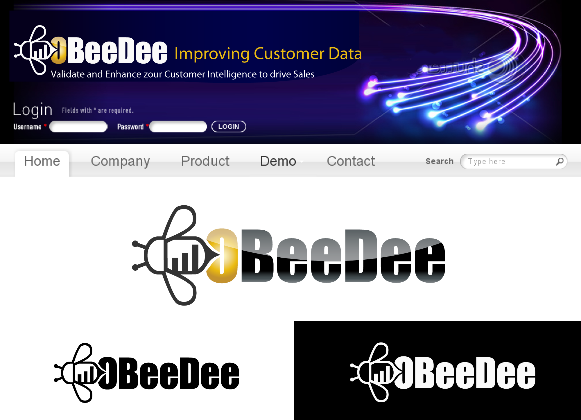 New logo wanted for OBeeDee