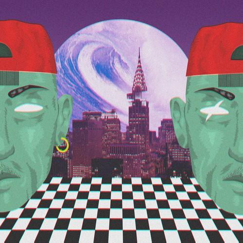 Vaporwave CD Cover