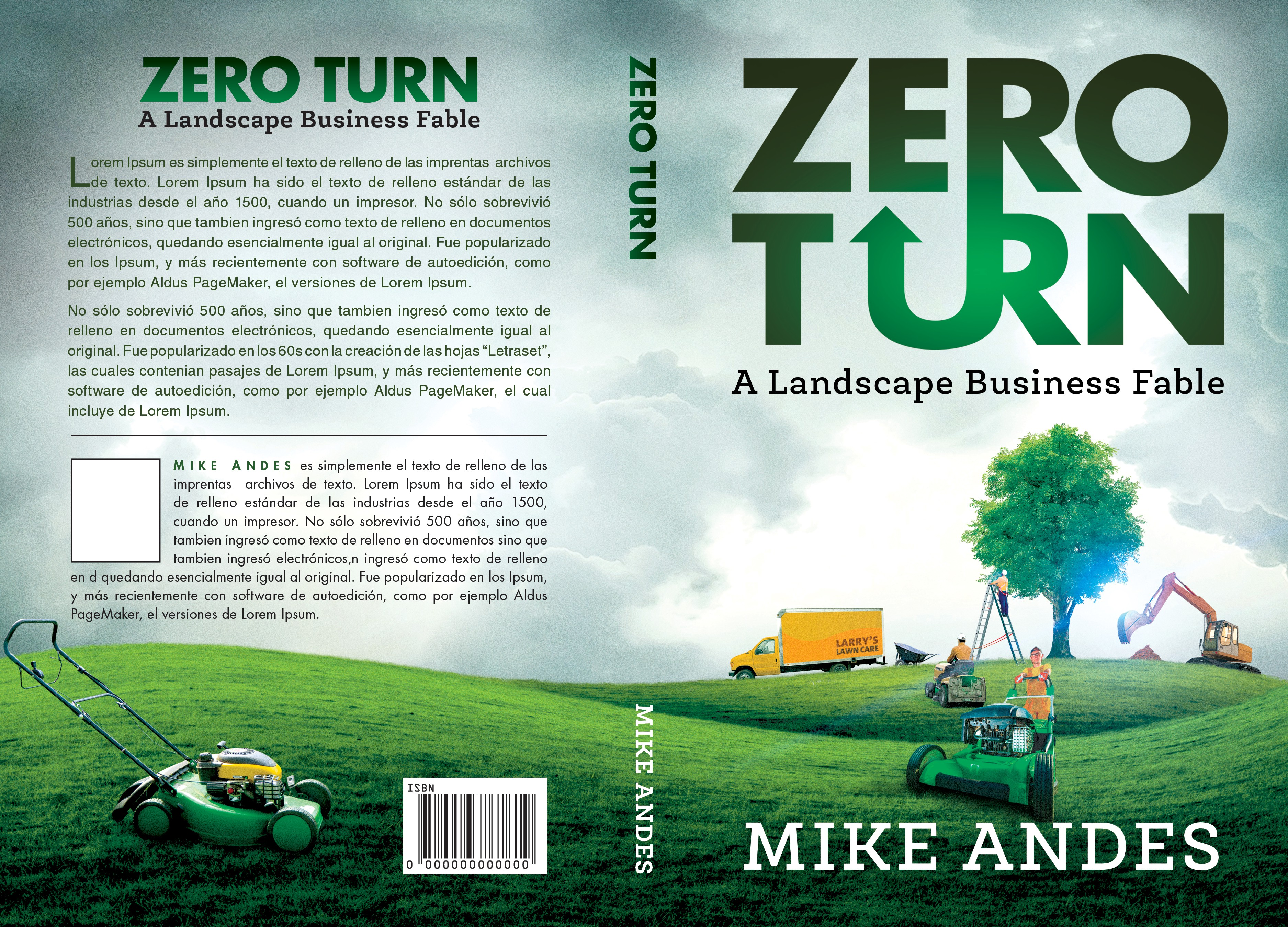 Create Book Cover for Young ENTREPRENEURS