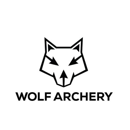 Wolf Archery Logo