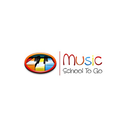 logo for Music School To Go