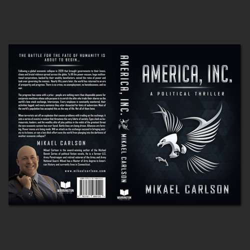 book cover for america,inc