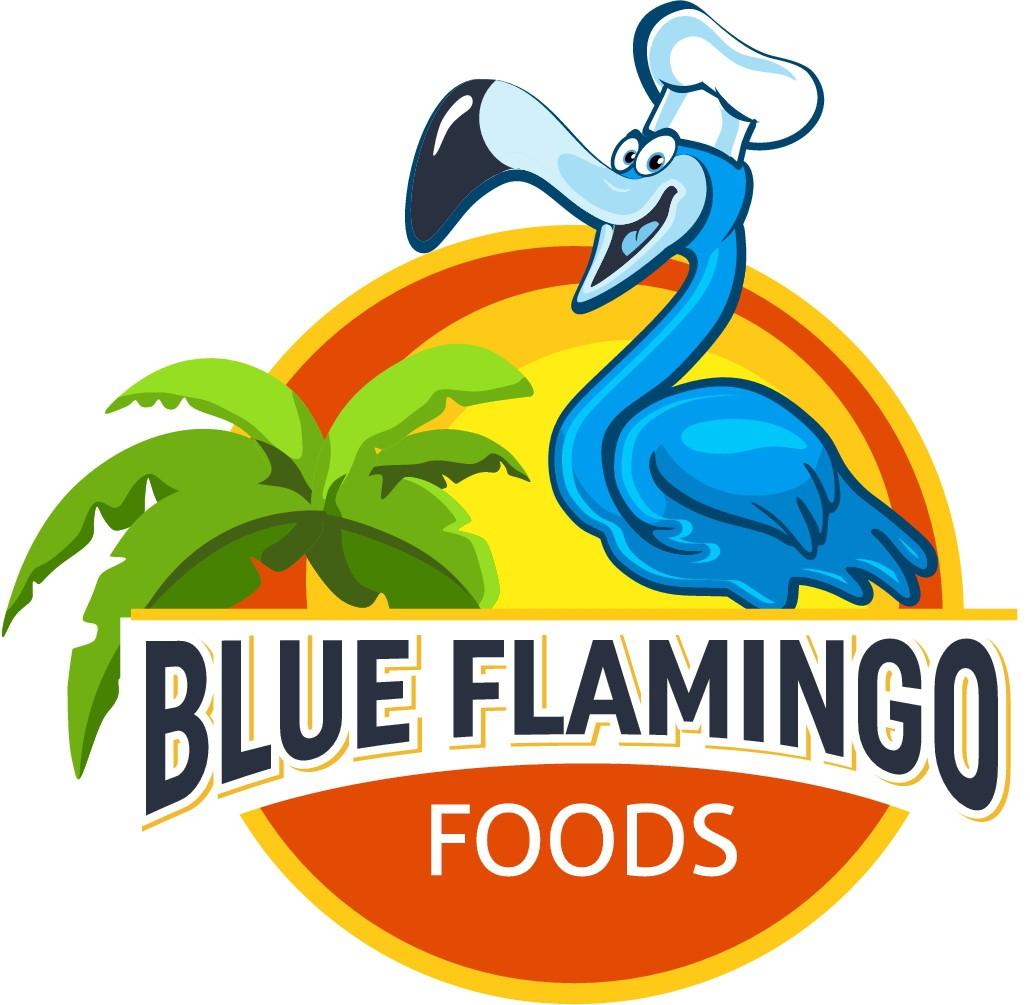 Blue Flamingo Foods - logo  Additional design needs to follow.