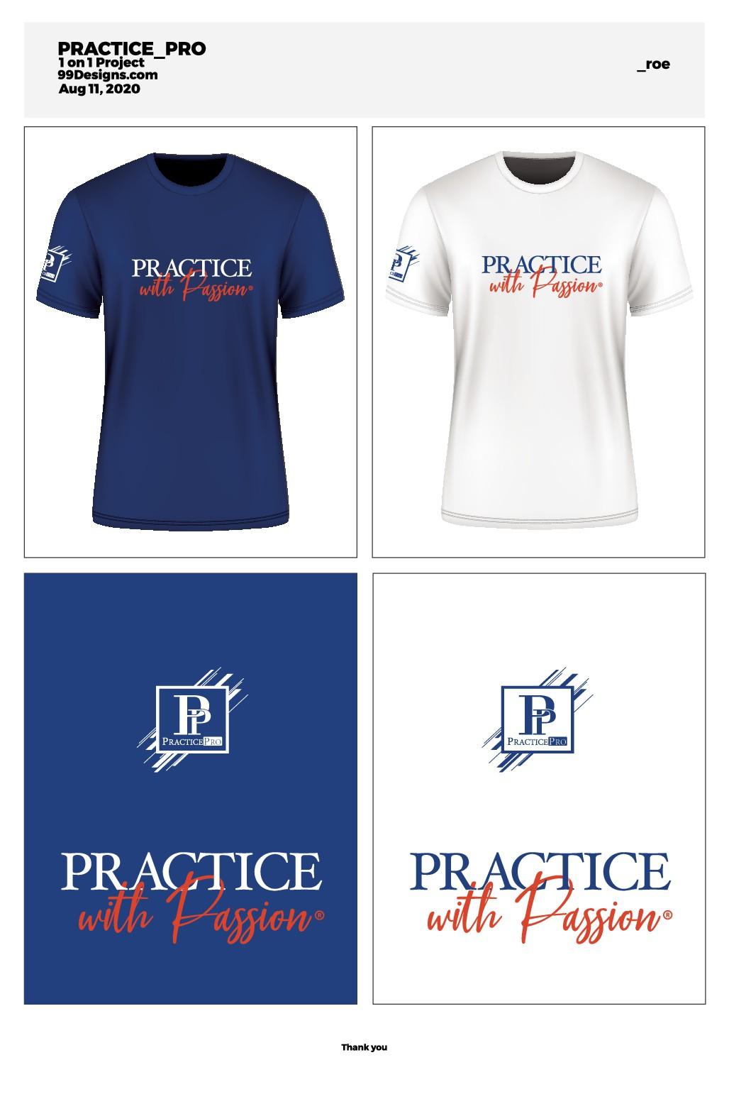 Minimalistic T-shirt Design