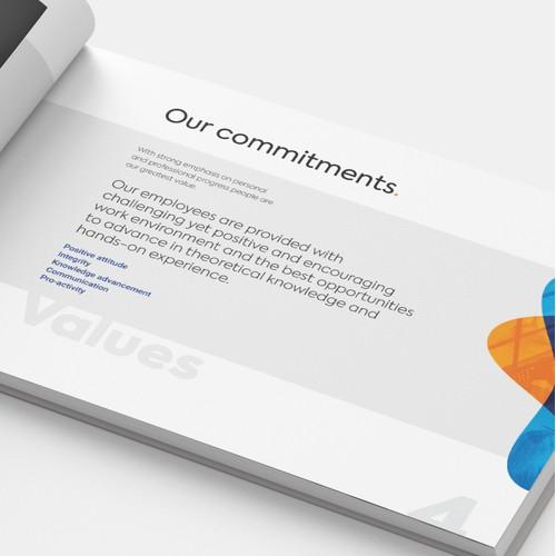 Agency portfolio book