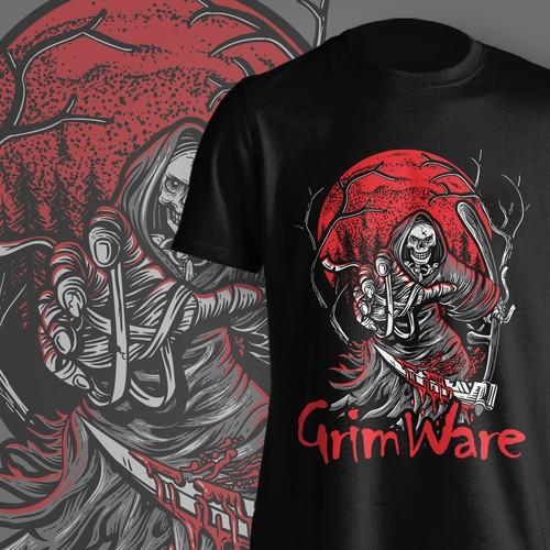 Tshirt GrimWare