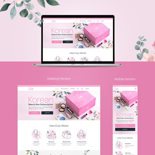Korean Beauty Company
