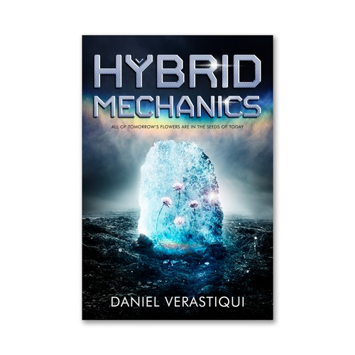 Science Fiction ebook cover