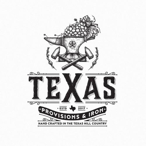 Texas provisions & iron