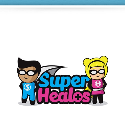 Create a logo to comfort, inspire and empower sick kids and lift their spirits