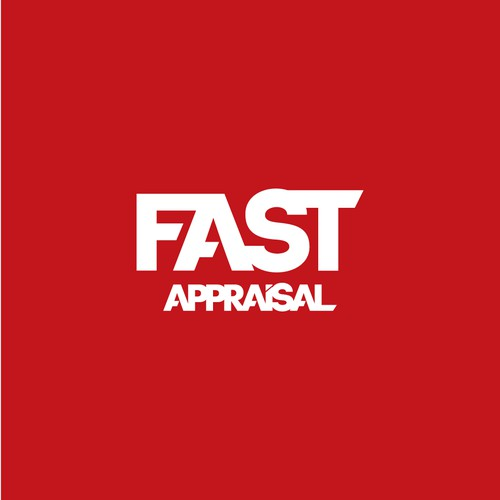 simple logo for appraisal company
