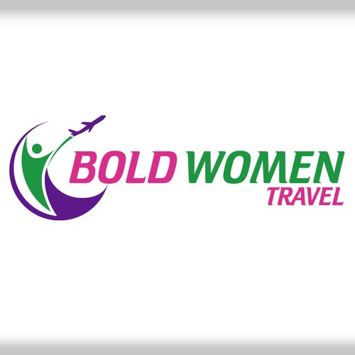 New travel company for the ladies needs a logo!