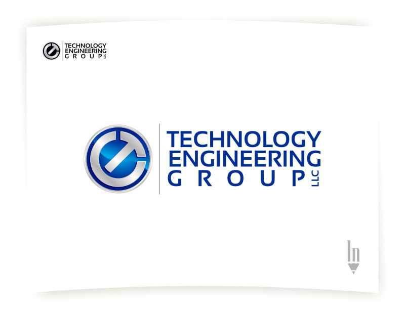 Create the next logo for Technology Engineering Group, LLC