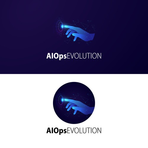 AIOps Evolution LOGO