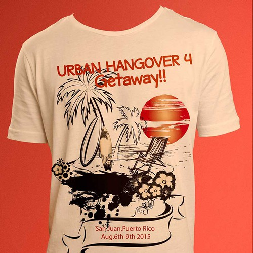 Urban hangover