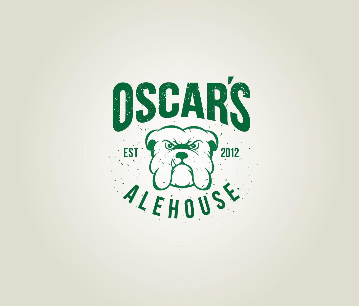 Help Oscar's Alehouse with a new logo