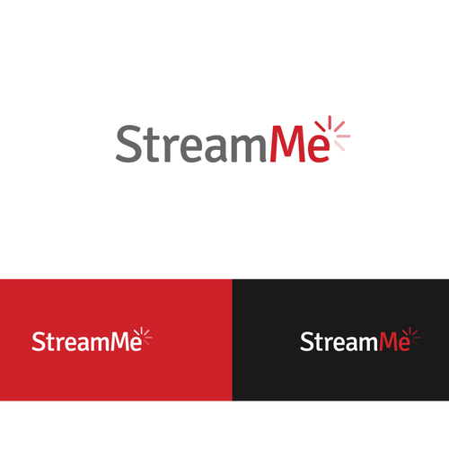 Create a timeless and engaging logo for Stream.Me, a social streaming site