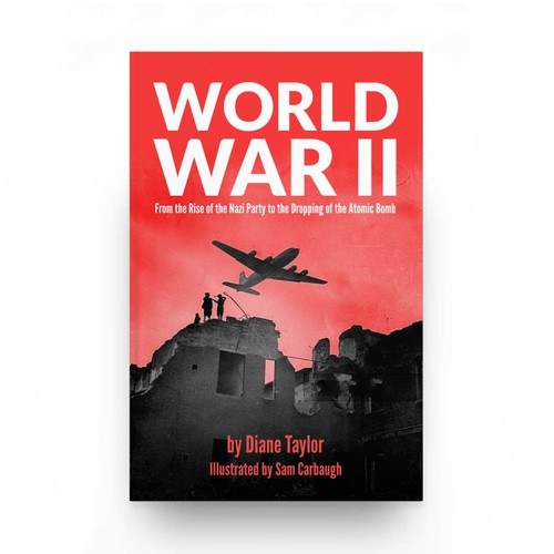 World War 2 Book Cover
