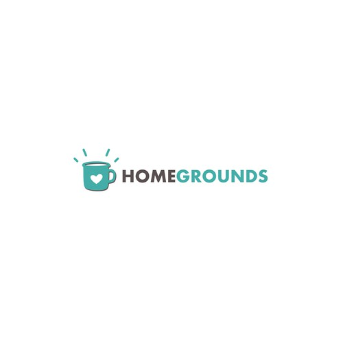 Logo for HOMEGROUNDS