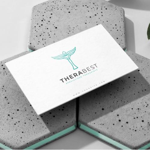 TheraBest's logo concept!