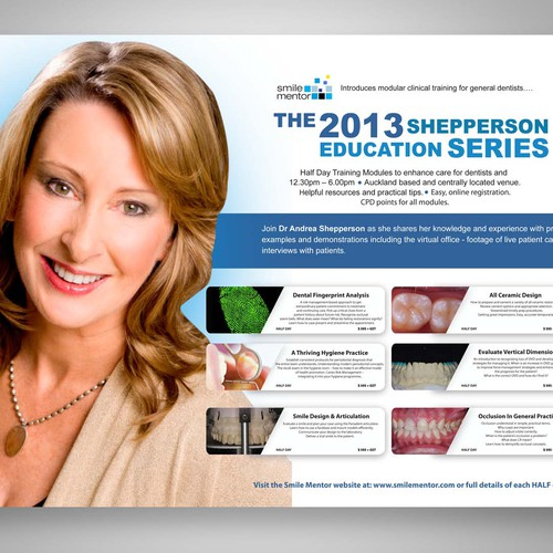 New business or advertising wanted for Shepperson Dental Ltd