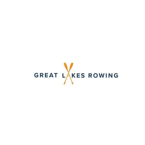 Logo for rowing