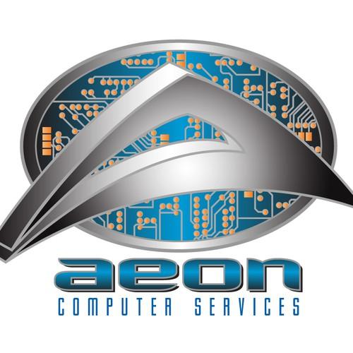 Aeon Computer Logo