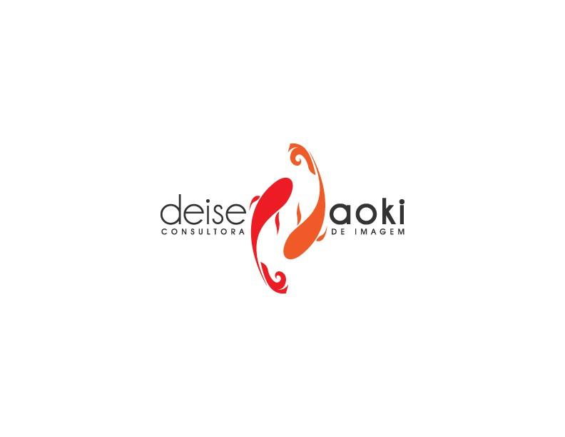 Create the logo for Deise Aoki