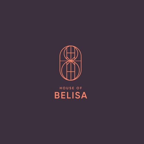 Logo design & brand identity design for House of Belisa