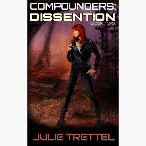 Cover for book 2 in Compounders series