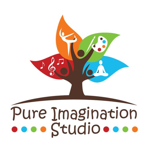 Logo for Pure Imagination Studio