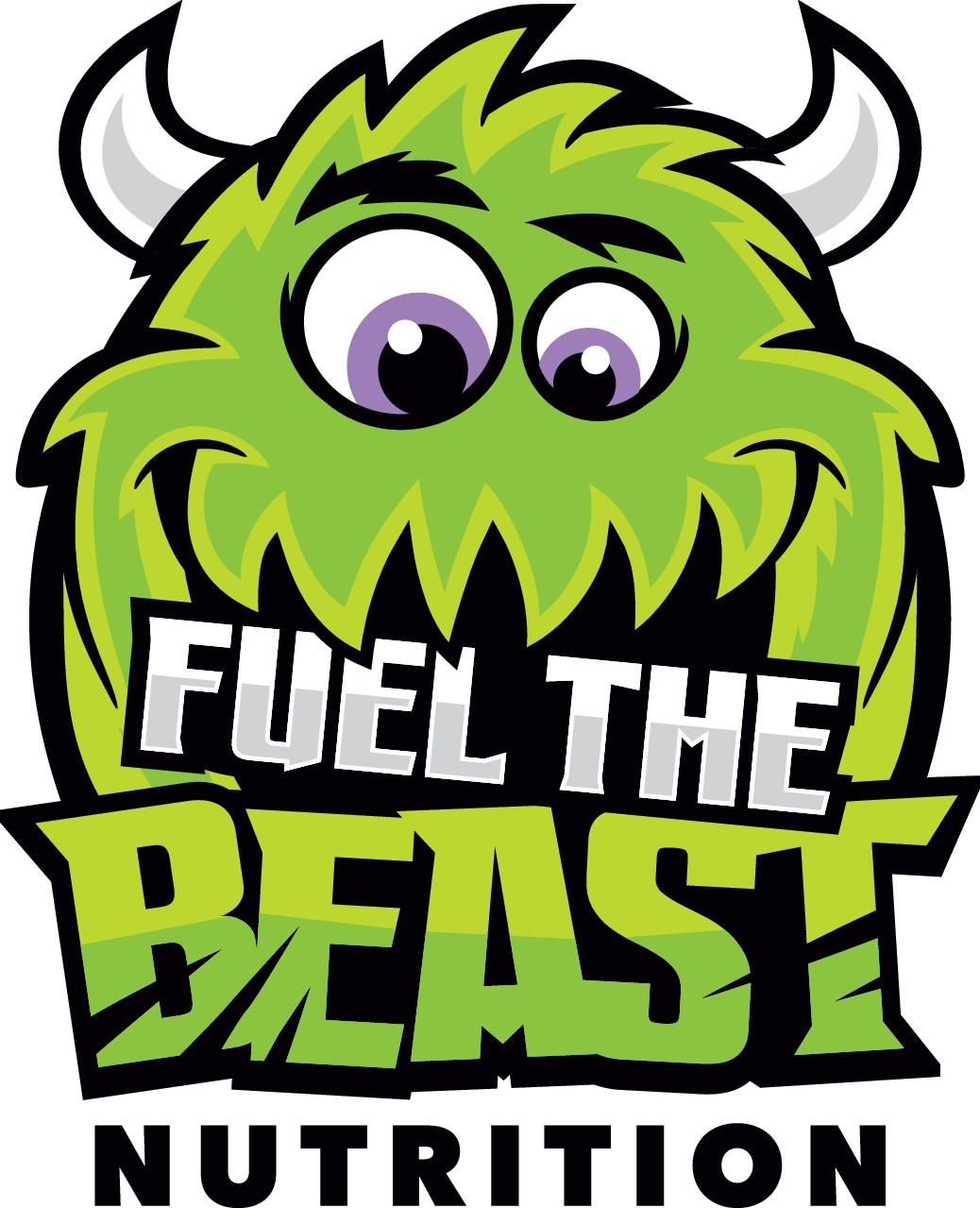 """Create a fun logo for """"Fuel the Beast Nutrition"""" website"""