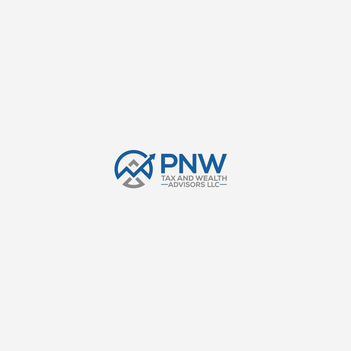 Logo Design For Pacific Northwest Tax and Wealth advisors