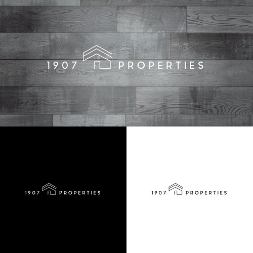 Create a classy/modern logo for a young rental investment company.
