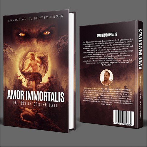Amor Immortalis Book Cover