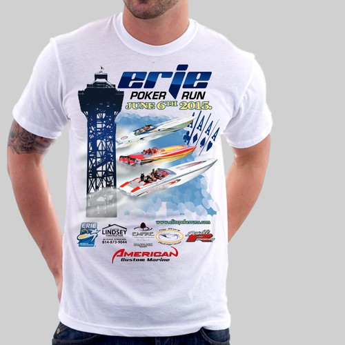 Erie Poker Run
