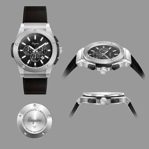 Watches design