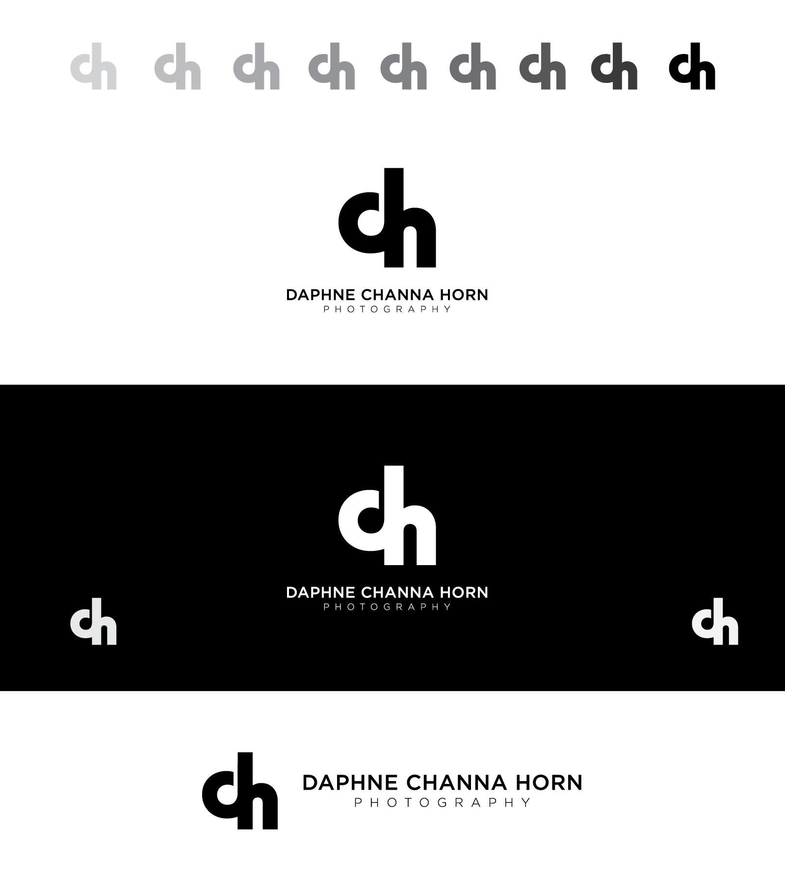 logo for daphne channa horn