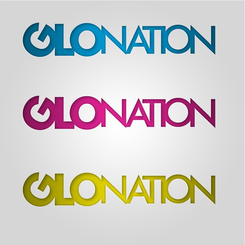 GloNation.com Logo Design