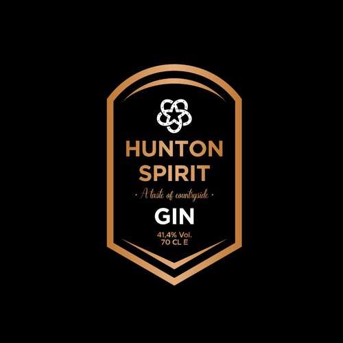 Hunton Spirit Logo Designs