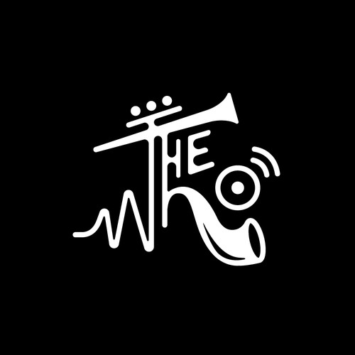 Funky logo Design for The Who.