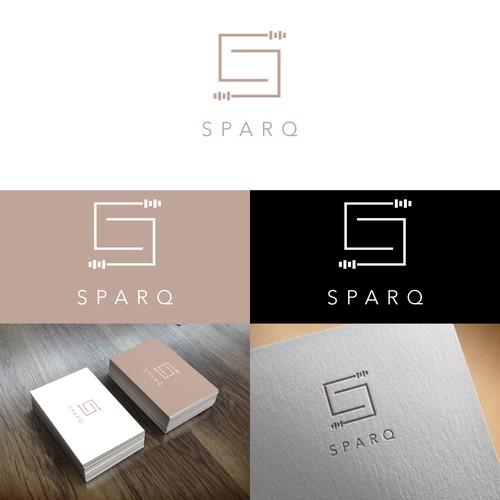 Logo concept for Sparq