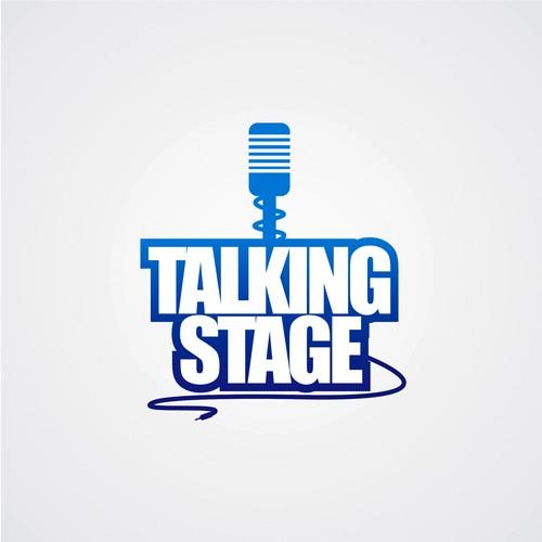 Talking Stage Logo