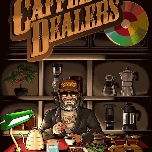 Caffeine Dealers